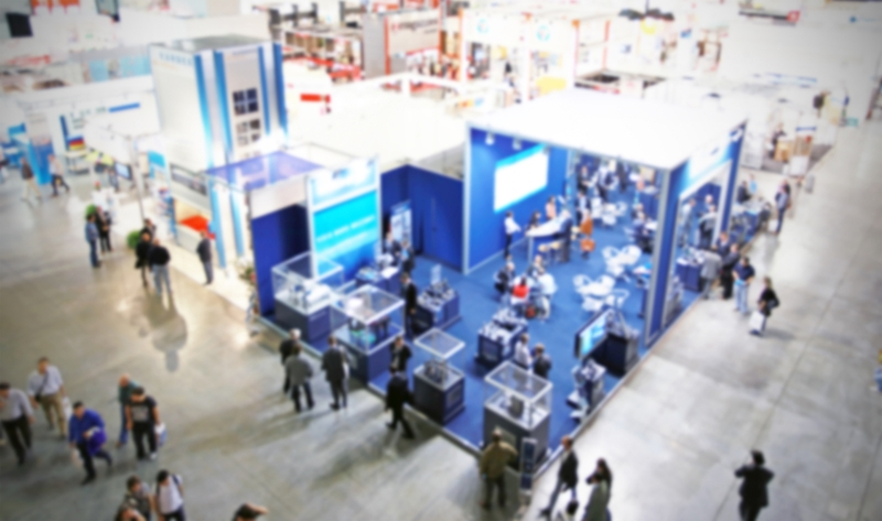 Distinguishing yourself amid a trade show can be tricky.